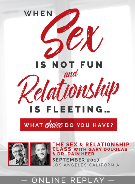 When Sex is Not Fun and Relationship is Fleeting, What Choices Do You Have?