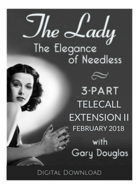 The Lady the Elegance of Needless