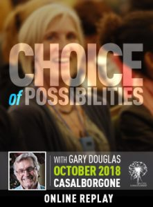 Choice of Possibilities