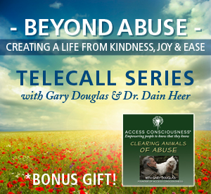 Beyond Abuse – Creating a Life From Kindness, Joy & Ease