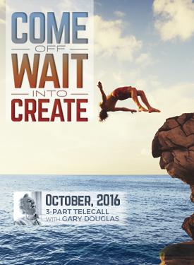 Come off Wait into Create!