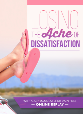 Losing the Ache of Dissatisfaction