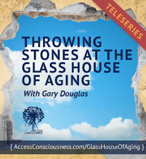 Throwing Stones at the Glass House of Aging