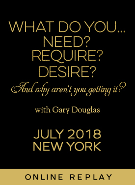 What do you need? Require? Desire? And why aren't you getting it?