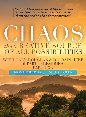 Chaos: The Creative Source of all Possibilities