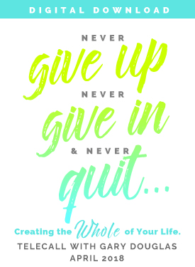 Never Give Up Never Give In & Never Quit