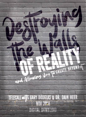 Destroying the Walls of Reality and Allowing You to Create Beyond It