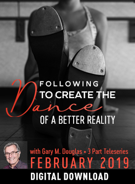 Following to Create the Dance of a Better Reality