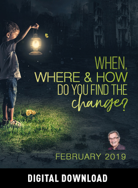 When Where & How Do You Find the Change