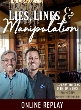 Lies, Lines & Manipulation