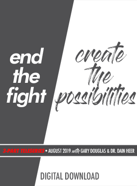 End The Fight Create The Possibilities