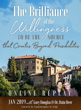 The Brilliance of the Willingness to Be the Source that Creates Beyond Possibilities