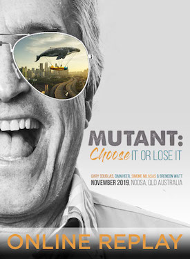 Mutant Choose it or Lose it