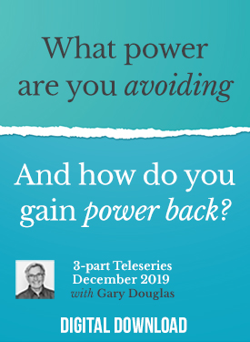What Power are You Avoiding and How do You Gain Power Back