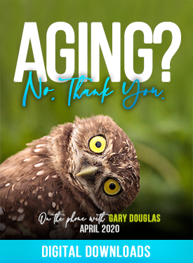 Aging? No, Thank You!